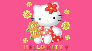 Hello Kitty Emy Animation